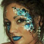 Mask of art profile image.