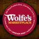 Wolfe's Market logo