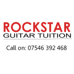 Rockstar Guitar Tuition profile image.
