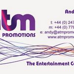 ATM Promotions profile image.