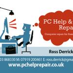 PC Help & Repair profile image.