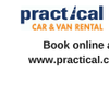 Practical Car & Van Rental profile image