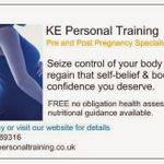 KE Personal Training profile image.