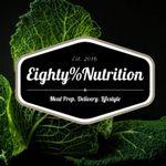 80% Nutrition profile image.