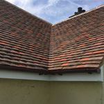English roofing profile image.