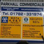 Parkhall profile image.