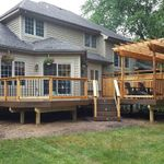 Creative Decks and Finished Carpentry, LLC profile image.