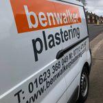 Ben walker plastering profile image.