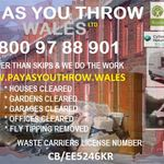 Pay as you throw Wales profile image.
