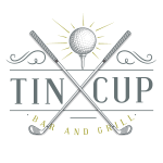Tin Cup Bar and Grill profile image.