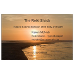 The Reiki shack  profile image.