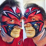Hello face paint  profile image.