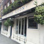 The Blue Lion profile image.