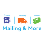 The Print Shop at Mailing & More profile image.