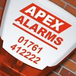 Apex alarms profile image.
