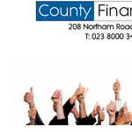 County Financial Advice profile image.