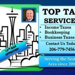 Top Tax Services profile image.