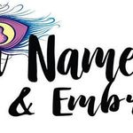 You Name It Design & Embroidery profile image.