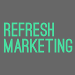 Refresh Marketing profile image.