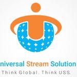 Universal Stream Solution LLC profile image.