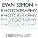 Evan Semón Photography logo