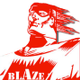 Blaze Electric & Service Co., Inc. logo