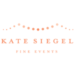Kate Siegel Fine Events profile image.