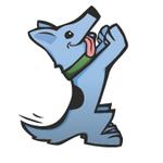 Updog Dog Walking profile image.