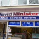 David Minister Kitchen Bathrooms and Bedrooms