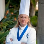 Chef Anne de Bonrepos profile image.