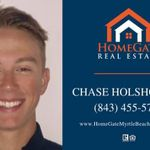 Chase Holshouser-Realtor profile image.