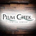 Plum Creek Printing Company profile image.
