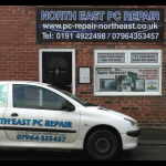 North East PC Repair profile image.