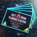 Matt Brown Plumbing & Heating Ltd profile image.