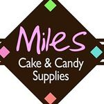 Miles Cake & Candy Supplies profile image.