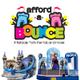 Afford-a-Bounce logo