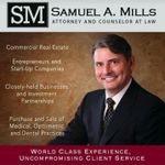Samuel A. Mills, Attorney and Counselor at Law profile image.