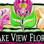 Lake View Florist logo