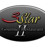 3 Star Gourmet II Restaurant profile image.