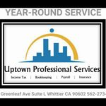 Uptown Professional Services profile image.
