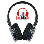 Quiet On The Set - Silent Disco Headphones profile image.