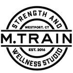 M.Train Strength and Wellness Studio  profile image.