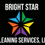 Bright Star Cleaning Services profile image.