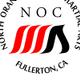 North Orange County Martial Arts logo