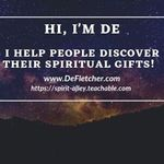 De Fletcher, Psychic & Spiritual Coach profile image.