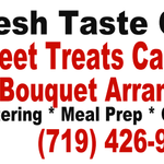 Fresh Taste Catering profile image.