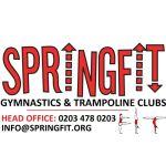 Springfit Gymnastics and Trampoline Club profile image.