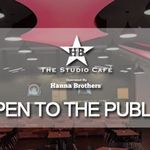 The Studio Cafe Operated by Hanna Brothers profile image.