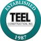 TEEL Construction, Inc logo