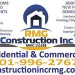 RMG Construction INC profile image.